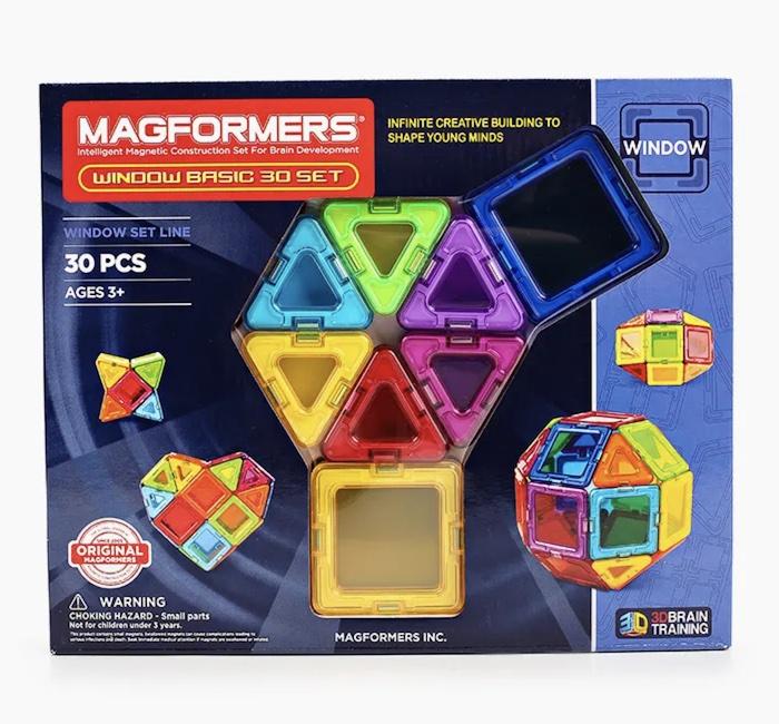 Конструктор Magformers из 30 деталей
