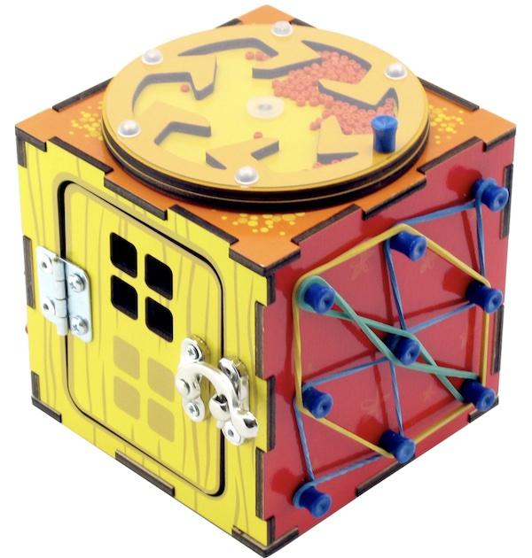 Бизи–кубик Мастер Игрушек