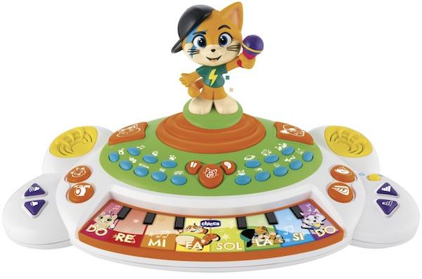 Музыкальная игрушка–пианино 44 котёнка