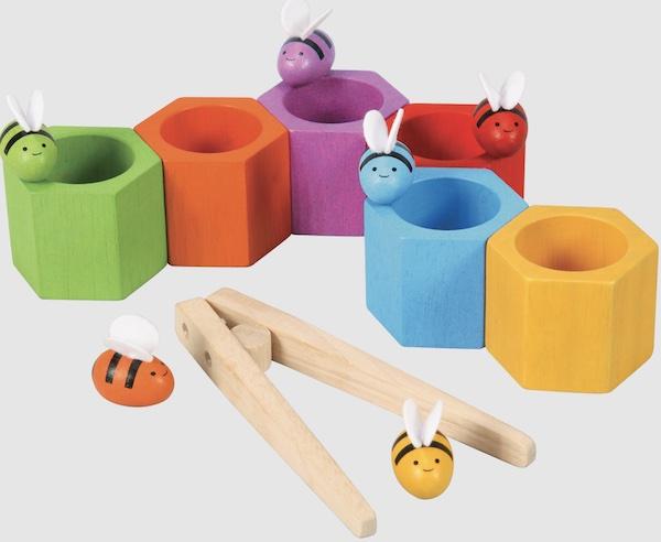 Обучающая игра Пчёлки