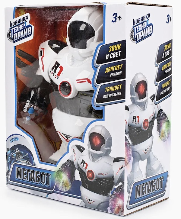 Игрушка «Робот Мегабот»