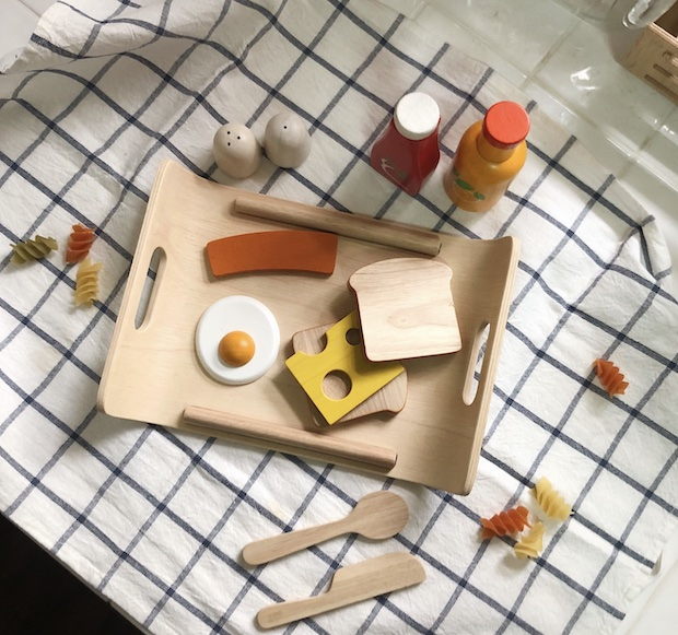 Игровой кухонный набор Завтрак