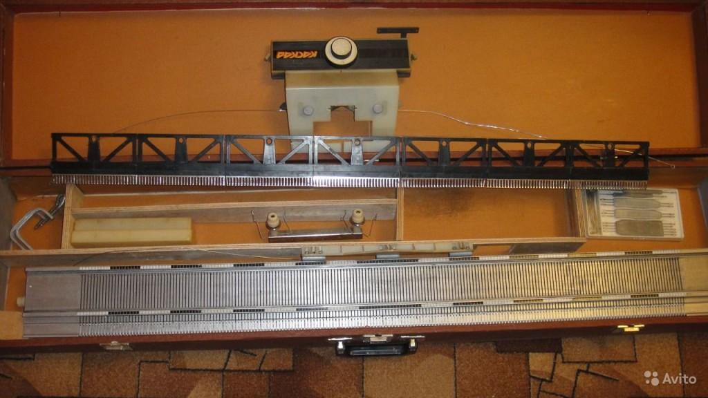 Каскад вязальная машина инструкция