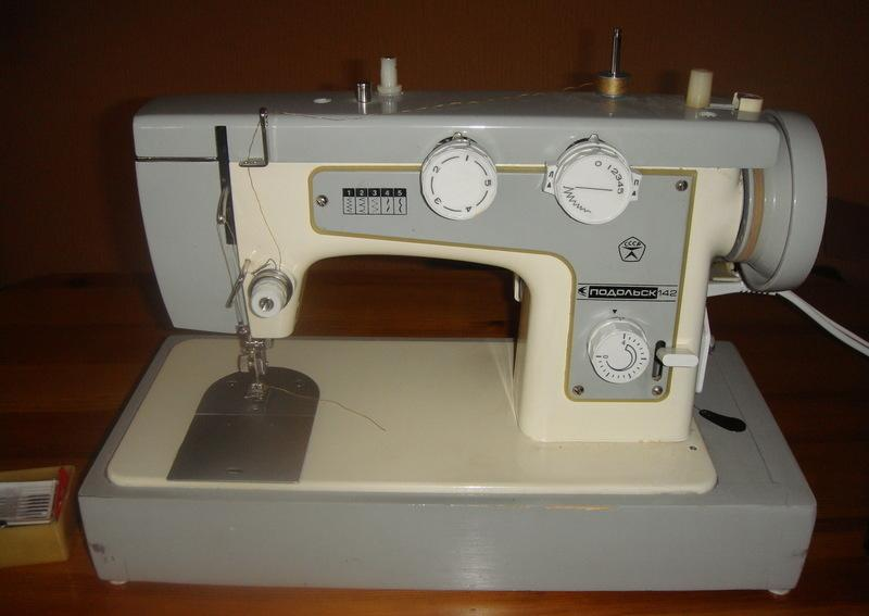 машинка подольск инструкция швейная подробно
