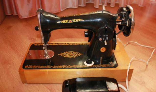 Инструкция Старой Швейной Машинки Подольск