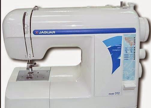 Швейная машина Ягуар 312
