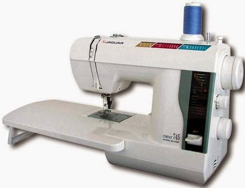 Швейная машина Ягуар 745