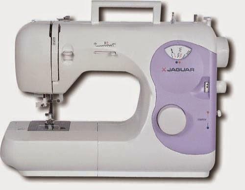 Швейная машина Ягуар 777