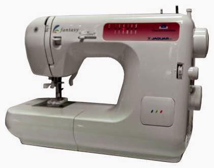 Швейная машина Ягуар 791