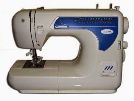 Швейная машина Ягуар 977