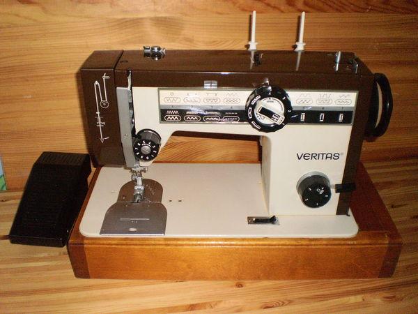 Швейная машина veritas rubina 1290 германия youtube.