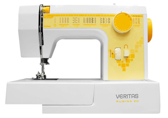 Sewing machine швейная машина veritas веритас 8014/29 test шифон.