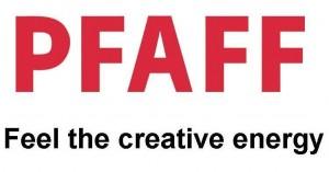 Логотип Pfaff