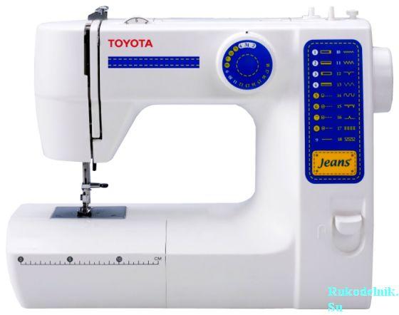 Швейная машинка Toyota JFS 18