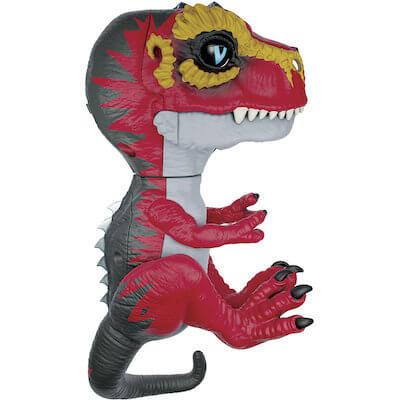 Игрушка интерактивный динозавр Рипси