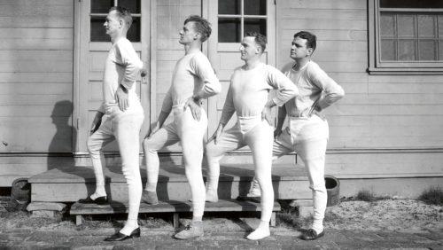 Мужские исподние костюмы