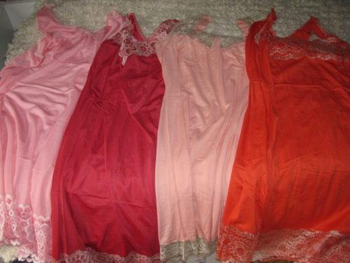 Ночные рубашки из синтетики