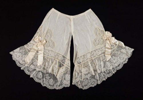 Панталоны из батиста