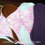 Простой мастер-класс по пошиву многоразовых прокладок