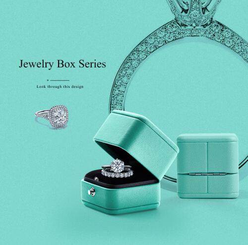 Подарочная коробка для ювелирных изделий Oirlv
