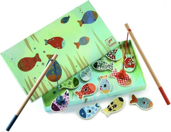 Игровой магнитный набор Рыбалка Мечты