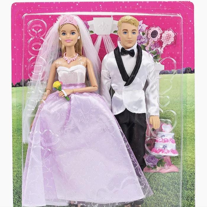 Набор кукол Свадьба Софии и Алекса
