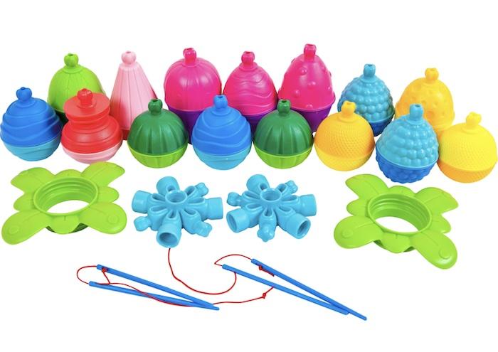 Развивающая игрушка Лалабум 36 предметов