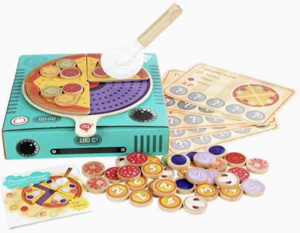 """Набор игровой """"Пицца! Пицца!"""""""